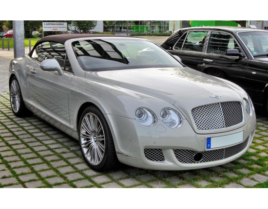 Image bentley continental 3