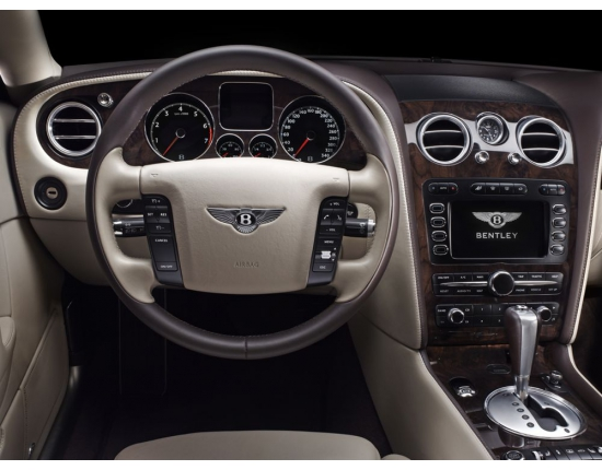 Image bentley continental 4