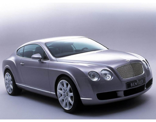 Image bentley continental 5