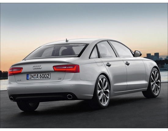 Image of audi a6 2