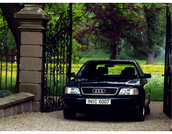 Image of audi a6 3