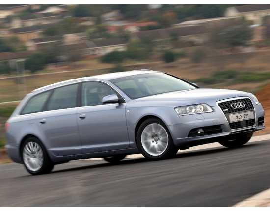 Image of audi a6 4