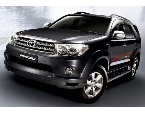 Photo new toyota fortuner