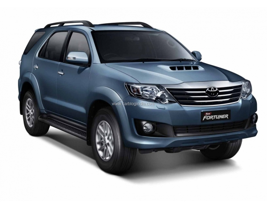 Photo new toyota fortuner 4