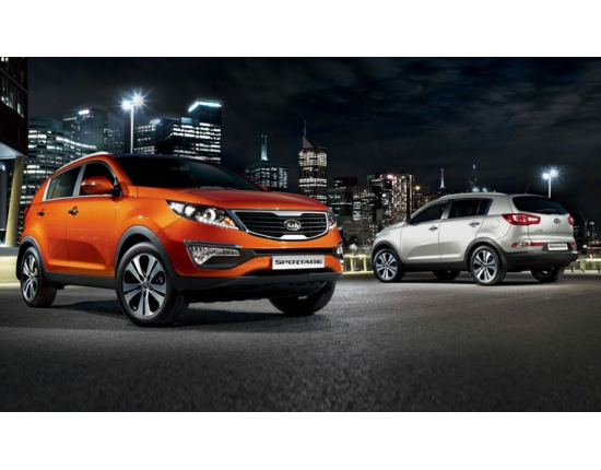 Photo du kia sportage 2