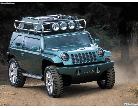 Photo jeep willys 2