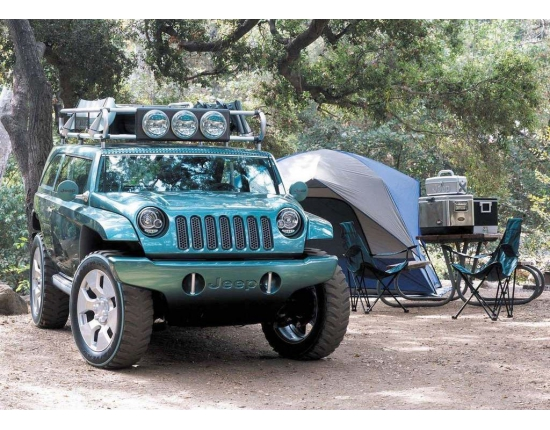 Photo jeep willys 5