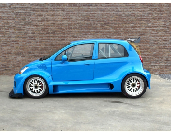 Photo chevrolet matiz 2