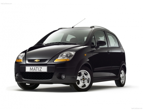 Photo chevrolet matiz 5