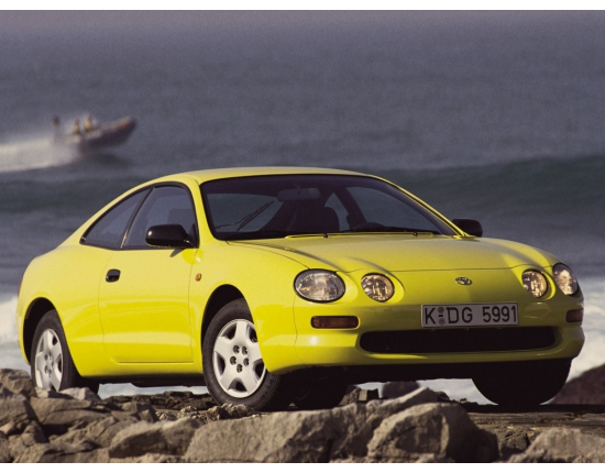Photo de toyota celica 2