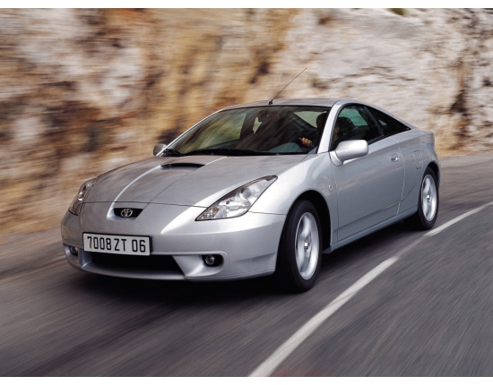 Photo de toyota celica 4
