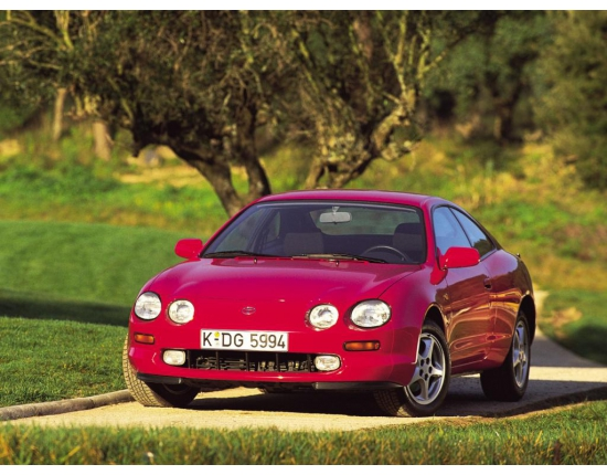 Photo de toyota celica 5