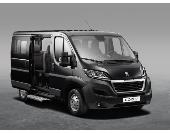 Photo nouveau peugeot boxer 2014 1