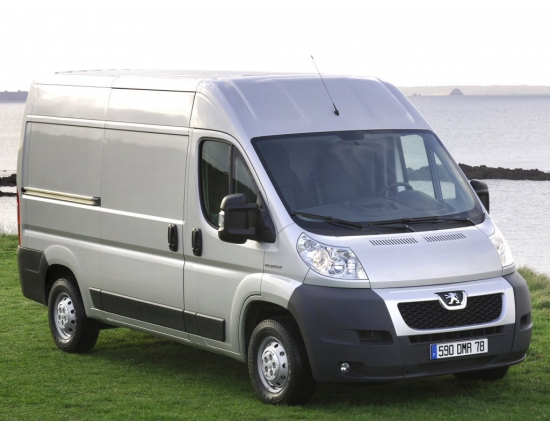 Photo nouveau peugeot boxer 2014 4