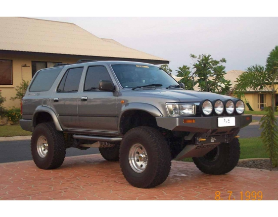 Photo toyota 4x4 1