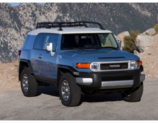Photo toyota 4x4 5