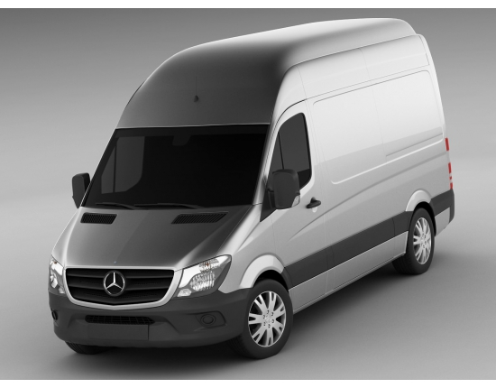 Photo nouveau mercedes sprinter 2014 1