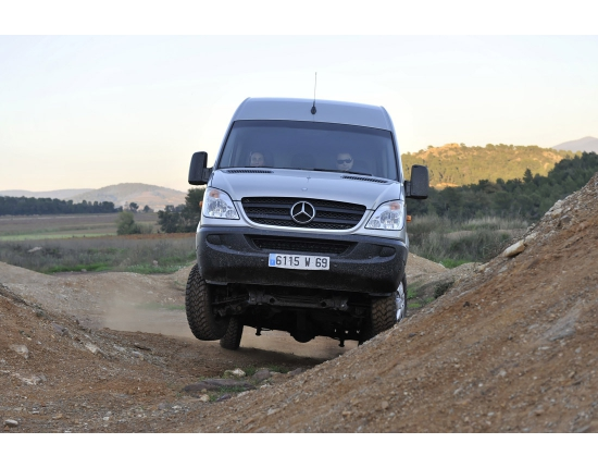 Photo nouveau mercedes sprinter 2014 3