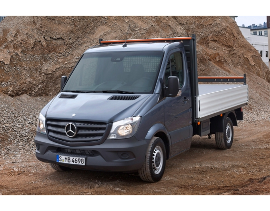 Photo nouveau mercedes sprinter 2014 5