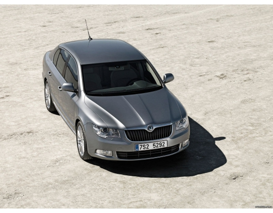 Photo skoda superb
