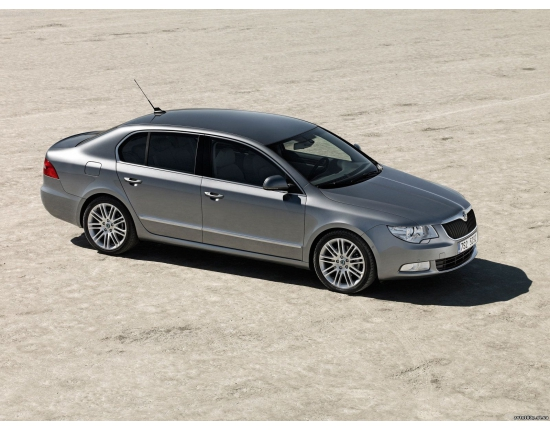 Photo skoda superb 3
