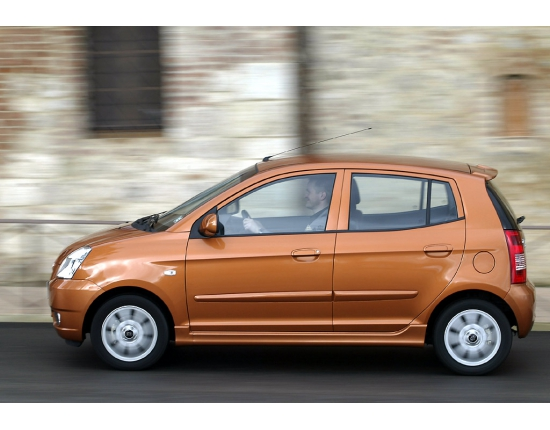 Photo nouvelle kia picanto