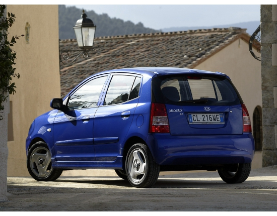 Photo nouvelle kia picanto 3