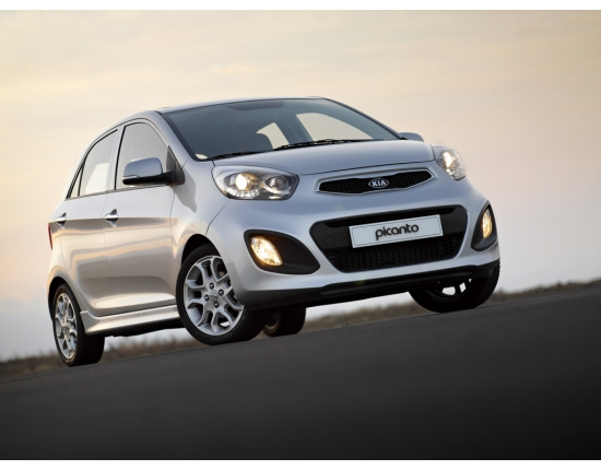 Photo nouvelle kia picanto 4