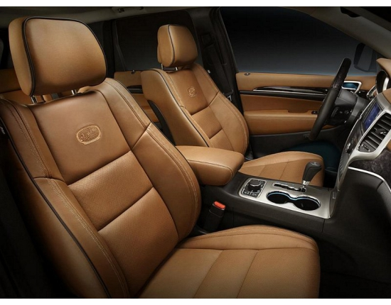 Photo interieur jeep grand cherokee