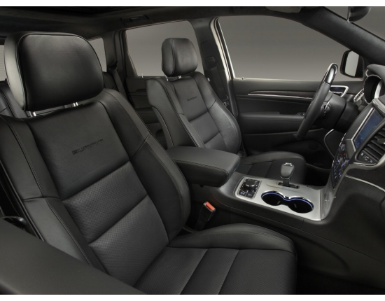Photo interieur jeep grand cherokee 3