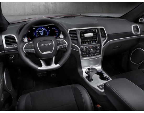 Photo interieur jeep grand cherokee 5