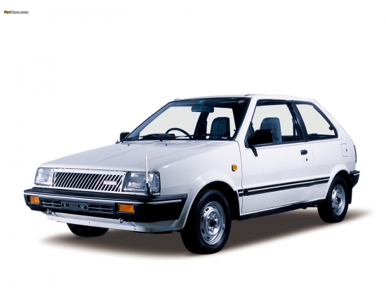 Photo of nissan march