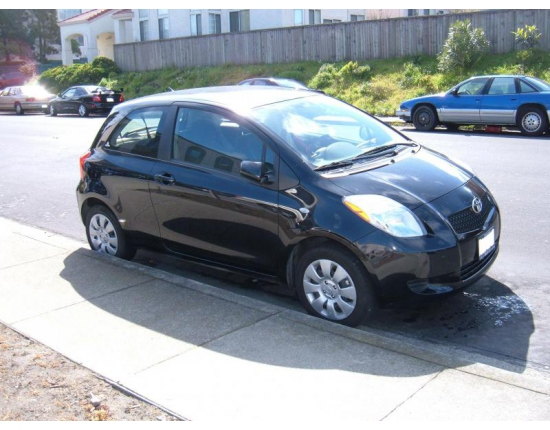 Photo toyota yaris 2008 1