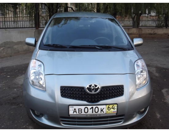 Photo toyota yaris 2008 2