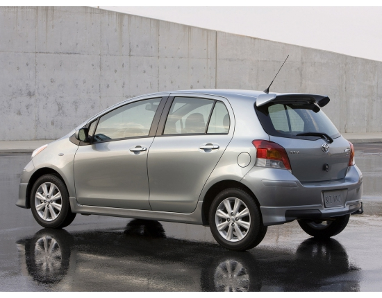 Photo toyota yaris 2008 4