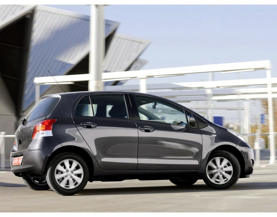 Photo toyota yaris 2009 1