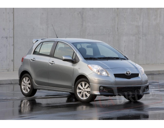 Photo toyota yaris 2009 4