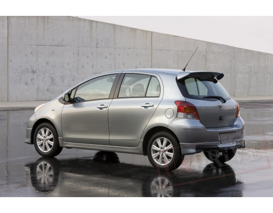 Photo toyota yaris 2009 5