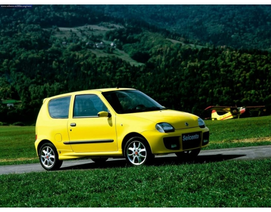 Image fiat seicento 3