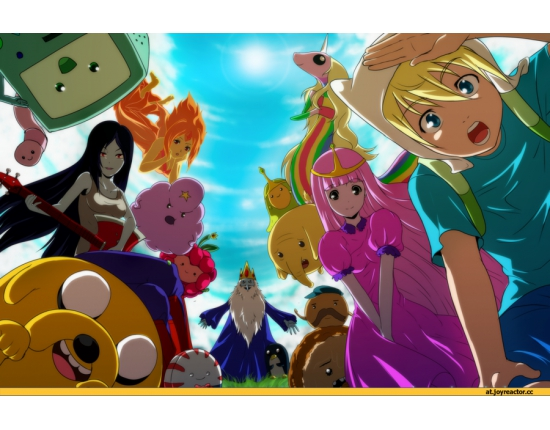Adventure time аватары 2