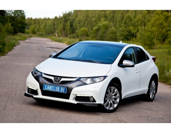 Фото honda civic 5d 2012 1