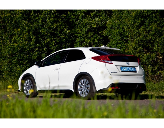 Фото honda civic 5d 2012 3