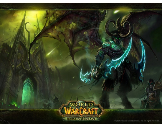 Картинки на телефон world of warcraft