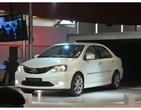 Photo toyota etios