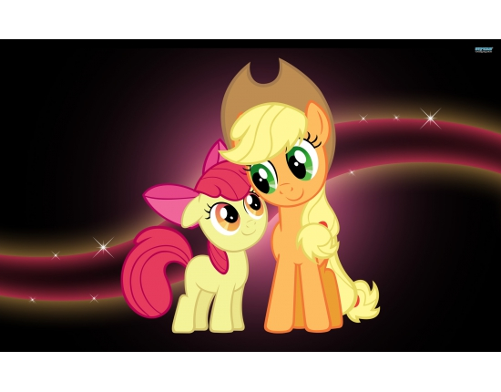 �������� my little pony applejack
