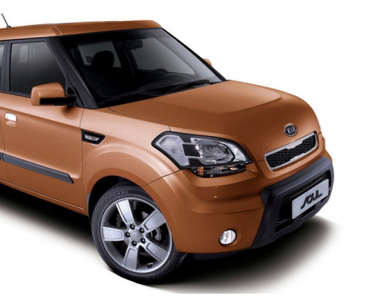 Photo voiture kia soul 2