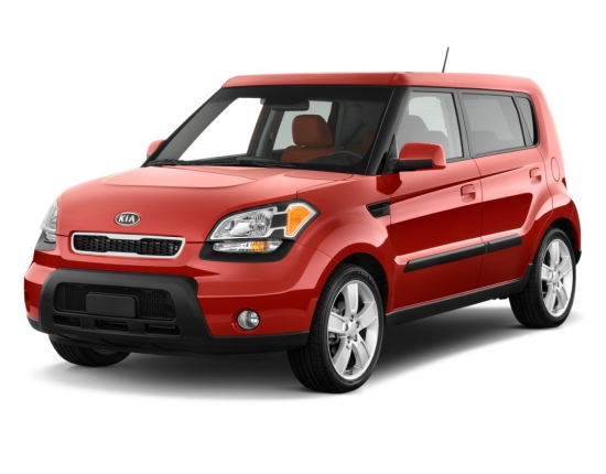 Photo voiture kia soul 3
