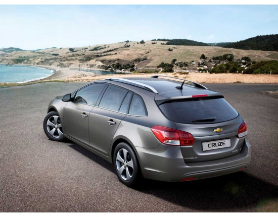Фото chevrolet cruze station wagon 3