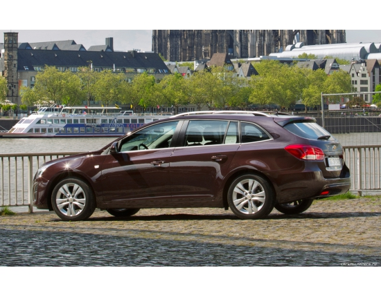 Фото chevrolet cruze station wagon 4