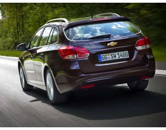 Фото chevrolet cruze station wagon 5